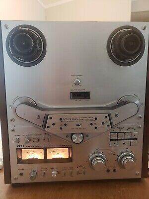 AKAI GX-635D  4 Track Stereo Reel To Reel Tape Recorder