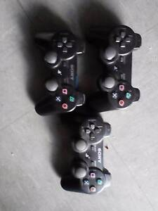 PS3 wireless controls Gray Palmerston Area Preview