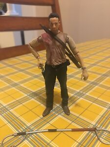 The Walking Dead Series 4 TV Rick Grimes figure loose
