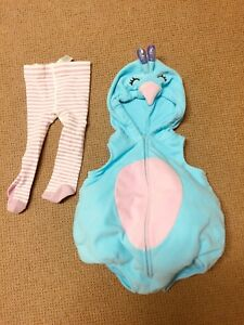 make an offer! Peacock baby Halloween costume
