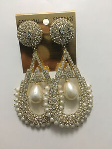 Indian jewelry- brand new earrings