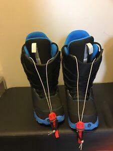 Burton Snowboard boots - Men's Size 9 - Excellent Condition