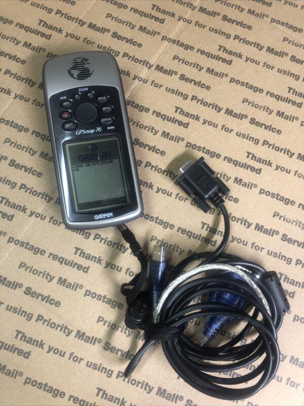 Garmin GPSMAP 76 Handheld