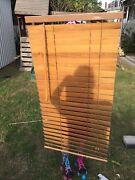Wooden 60 x 137cm venetian blinds Woolloongabba Brisbane South West Preview