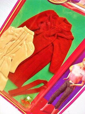 Vtg Barbie Superstar 80s FASHION CLASSICS Doll Clothes 4290 1982 KMART EXCL MOC