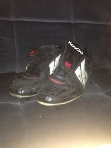 KooGa soccer cleats size 11