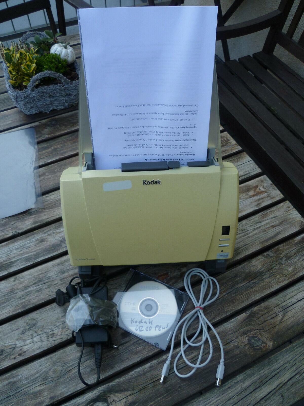 Kodak i1210 Plus Dokumentenscanner Einwandfrei