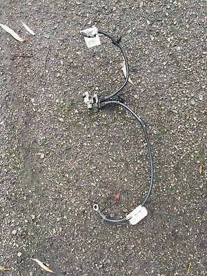 2002 FORD MONDEO Mk 3 TDCI BATTERY NEGATIVE EARTH CABLE / TERMINAL-1S7T13N850AD