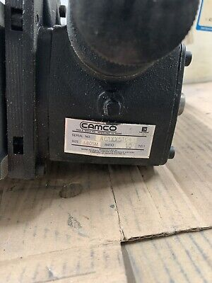 Never Used Camco Rotary Table Indexer 80rdm2h30-330