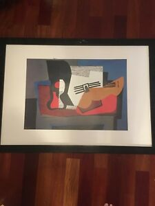 Large Colourful Picasso Reproduction