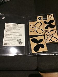 Stampin up- bold butterfly