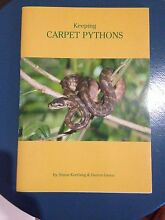Keeping Carpet Pythons Glenvale Toowoomba City Preview