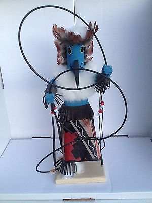 Hoop Dancer Kachina Doll 17''inches in height