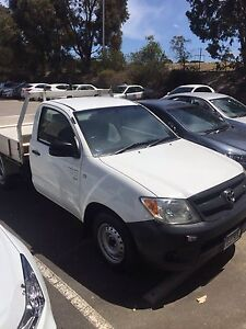 2006 Toyota Hilux Deer Park Brimbank Area Preview