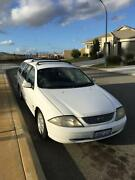 2001 Ford Falcon Wagon Pearsall Wanneroo Area Preview