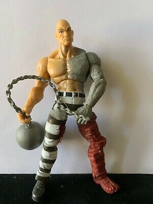 "Marvel Legends Fin Fang Foom Series Absorbing Man 6"" loose action figure"