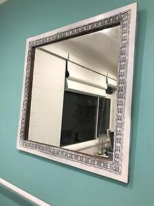 1.1m square antique mirror Coal Point Lake Macquarie Area Preview