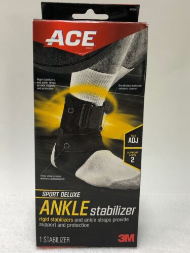 Ace Sport Deluxe Ankle Stabilizer, Adjustable