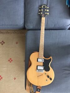1975 Gibson L6 Deluxe w/hard shell case