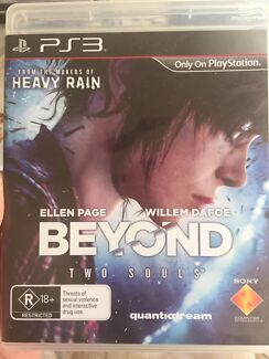 PS3 Beyond Two Souls South Gladstone Gladstone City Preview