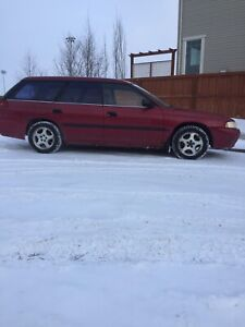 All Wheel Drive Legacy for sell !!!
