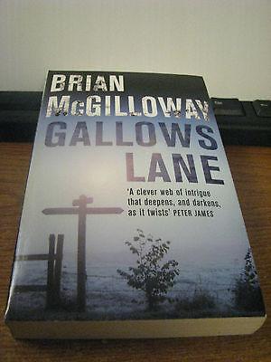 Brain McGilloway Gallows Lane (Paperback)