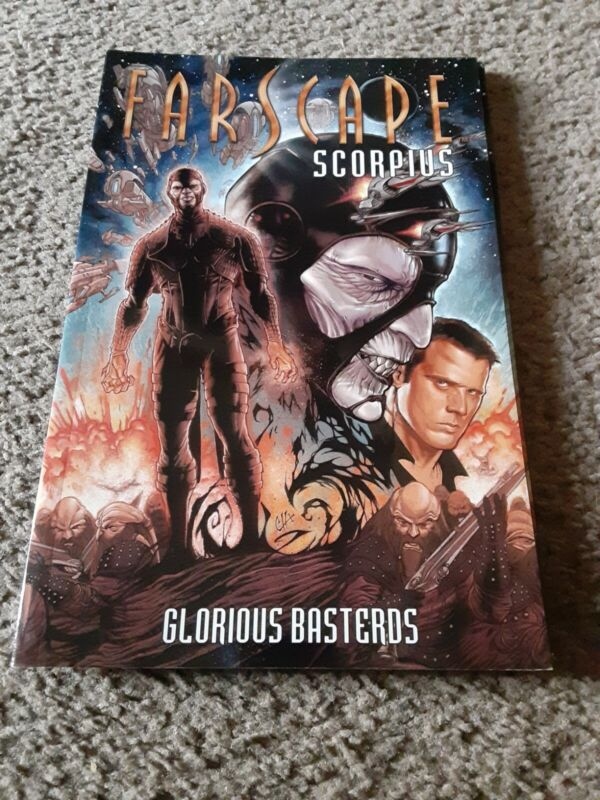 Farscape Scorpius #0 Comic Book Boom! Very Good