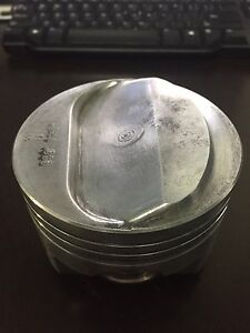 Ford Small Block 351 TRW Forged Dome Pistons L2456 .030""