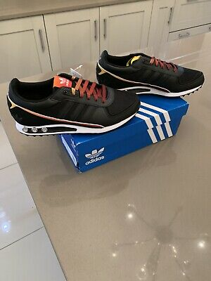 "Adidas LA Trainer: Mens Black Trainers | UK 9 | Rare ""Cali Edition"" *EG7400* 🔥"