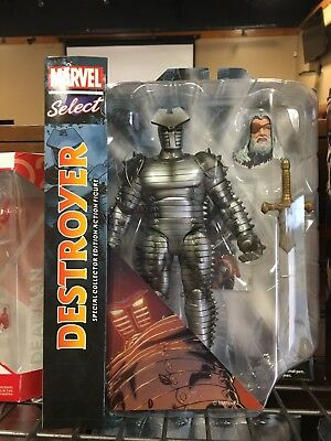Diamond Select Toys Marvel Select Destroyer Action Figure
