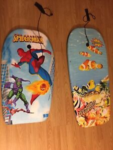 Body Surfing Boards - For Water or Snow