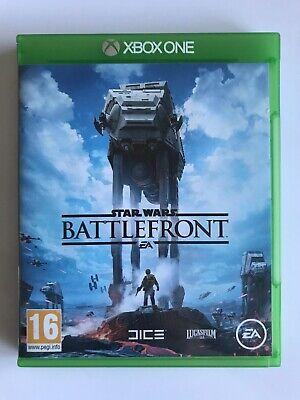 Star Wars: Battlefront (Xbox One, 2015)