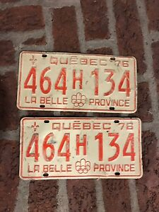 Plaques Olympiques '76