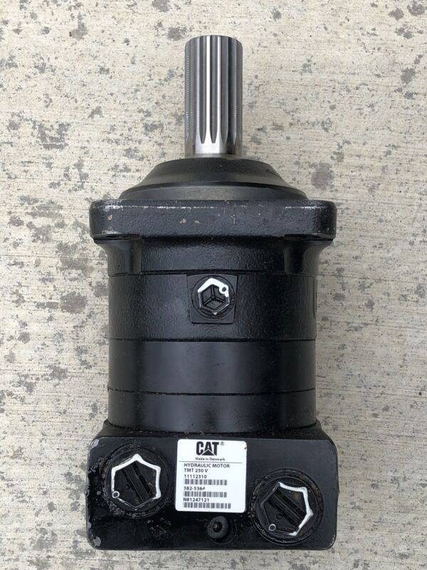 NEW GENUINE OEM CAT CATERPILLAR HYDRAULIC MOTOR GP-GRT 382-5364 for COLD PLANERS