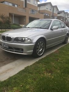 1999 Bmw 323ci..4750$ Jacana Hume Area Preview
