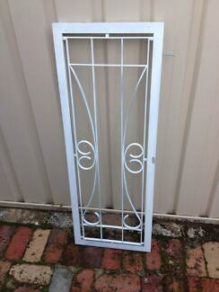 SECURITY SCREEN FRAMES $300 for both East Victoria Park Victoria Park Area Preview