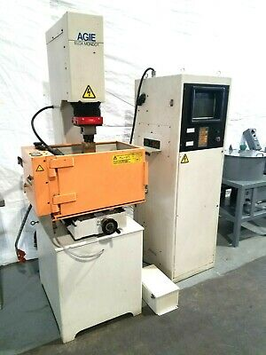 Agie Elox Mondo 1 Die Sinker Type Ram Edm Machine 2 Available 1995