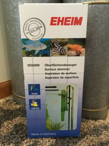 New*EHEIM Surface Extractor For Aquarium Canister Filter*Rem