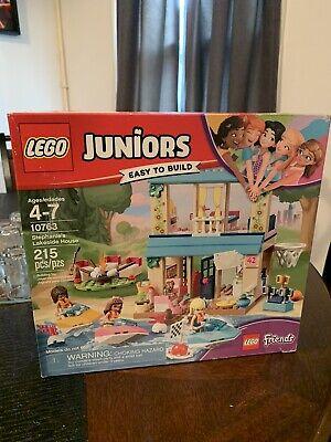 Lego Juniors Stephanie  Lakeside House