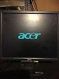 ACER LCD COMPUTER SCREEN
