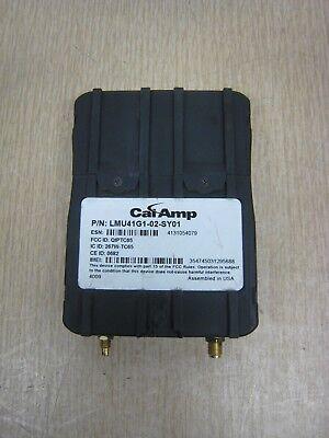 CalAmp Cal-Amp LMU41G1-02-SY01 Fleet Vehicle GPS Tracker Tracking Unit Device  (Vehicle Gps Tracking Unit)