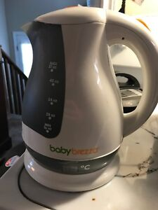 Baby brezza bottle kettle