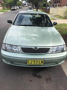 Urgent Sale - 2001 Toyota Avalon Automatic - Buy And Drive Bankstown Bankstown Area Preview