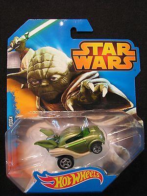 Hot Wheels Star Wars Yoda 2014