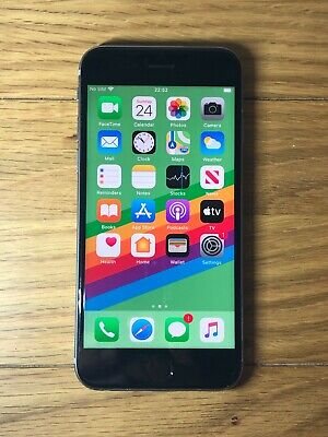 iPhone 6s, 128GB Storage, Space Grey (UNLOCKED) - Grade C Quality
