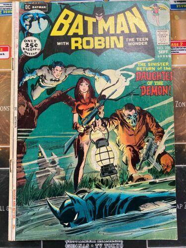 BATMAN #235 - DC - (1971) 2nd Ra