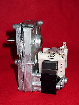 MOTOR 1,3 rpm 1,5 Pelletofen NEU Getriebemotor MCZ RED Schneckenmotor 4160278
