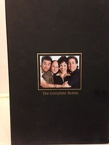 Seinfeld. The complete series Prince George British Columbia image 1