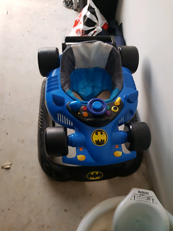 Batmobile walker
