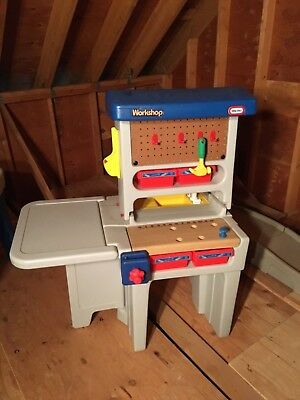 Little Tikes workbench (Little Tikes Workbench)